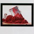 Anish Kapoor Red Homeland Art Ad