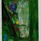 Hans Hofmann Image in Green Art Ad Advert