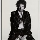 David Bailey Bob Dylan Art Ad