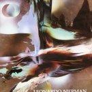Leonardo Nierman 1980 Spain Art Exhibition Ad Advert Palacio de la Virreina, Barcelona
