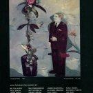 James G. Davis The Plant Man 1980 Art Ad Publicite Advert Advertisement