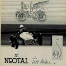 Neotal Vimetal Company Geneva Switzerland 1956 Swiss Ad Geneve Suisse Advert