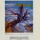 1980 Nicola Simbari Driftwood 1980 Art Ad Publicite Advert Advertisement