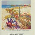 Nicola Simbari Lavinio 1980 Art Ad Publicite Advert Advertisement