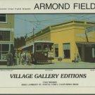 Armond Fields Fieldsville Trolley 1980 Art Ad Publicite Advert Advertisement