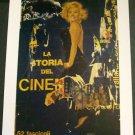 Mimmo Rotella La Derniere Marilyn Art Ad Advertisement (Marilyn Monroe)