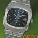 Osco Watch Company Germany Otto Schlund & Co. KG Vintage 1977 Swiss Ad Suisse Advert