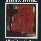 Franz Kline Vintage 1974 Art Ad Publicite Advert