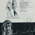 1974 Laszlo Ispanky Vintage 1974 Art Ad Publicite Advert