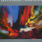 1974 Leonardo Nierman Genesis Art Exhibition Ad Publicite Advert Galerie Dresdnere, Toronto
