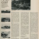 James Peter Cost 1971 Retrospective Art Exhibition Ad Advert R W Norton Art Gallery Shreveport