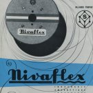 Nivaflex SA Company Saint-Imier Switzerland 1971 Swiss Ad Advert Suisse Horlogerie Horology