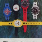 Bero Watch Company Bienne Switzerland 1971 Swiss Ad Suisse Advert Horlogerie
