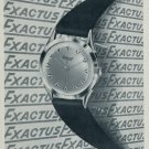 1955 Exactus Watch Company Neuchatel Switzerland Vintage 1955 Swiss Ad Suisse Advert