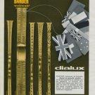 Artur Fischer Bander Company Germany 1971 Swiss Ad Suisse Advert Horology Horlogerie