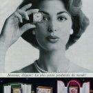 1955 Home Watch Company Bienne Switzerland Vintage 1955 Swiss Ad Suisse Advert