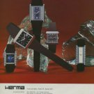 1975 Herma Watch Company Anguenot Freres SA 1975 Swiss Ad Suisse Advert Horlogerie Horology