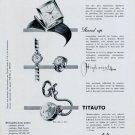 1959 Solvil & Titus Watch Company Geneva Switzerland Vintage 1959 Swiss Ad Suisse Advert