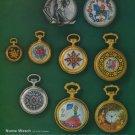 Numa Watch Company Tramelan Switzerland Vintage 1975 Swiss Ad Advert Suisse