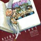 1946 Rivo Richard Vogt Watch Company Locarno Switzerland Vintage 1946 Swiss AdSuisse Advert