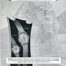 1946 Eterna Watch Company Vintage 1946 Swiss Ad Grenchen Switzerland Suisse Advert Horology