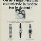 1968 Universal Geneve Watch Company Switzerland Vintage 1968 Swiss Ad Suisse Advert
