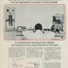 Vibrograf Vintage 1968 Swiss Ad Suisse Advert Horlogerie Horology Switzerland