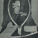 1965 Gay Freres Company France Vintage 1965 Swiss Ad Suisse Advert Horology Horlogerie