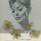 1965 J. Chatenoud & Cie Jewelers France Vintage 1965 Swiss Ad Suisse Advert