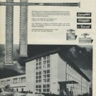 1965 Friedrich Stahl KG Company Pforzheim Germany 1965 Swiss Ad Suisse Advert Horology