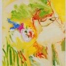 Willem de Kooning Woman (1965) 2008 Art Ad Advertisement + Detail
