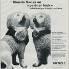 1972 Kienzle Watch Company Vintage 1972 Swiss Ad Suisse Advert Horology Horlogerie