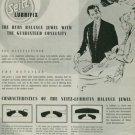 1950 Seitz Lubrifix Watch Parts Company Switzerland Vintage 1950 Swiss Ad Suisse Advert