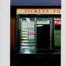 Richard Estes Ticket Window Art Ad Advertisement