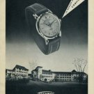 1956 Technos Watch Company Switzerland Vintage 1956 Swiss Ad Suisse Advert Gunzinger Freres