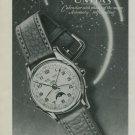 1950 Unitas Watch Company A. Reymond Tramelan Switzerland Vintage 1950 Swiss Ad Suisse Advert