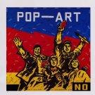 Wang Guangyi Great Criticism Pop Art Art Ad Advertisement