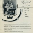 1956 Blancpain Watch Company Rayville SA 1956 Swiss Ad Suisse Advert HorlogerieSwitzerland