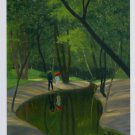 Felix Vallotton Forest of Boulogne Two Art Ads