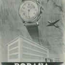 1950 Rodana Watch Company Grenchen Switzerland Vintage 1950 Swiss Ad Suisse Advert
