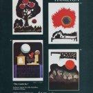 1971 John Hamilton The Canticles Vintage 1975 Art Ad Advertisement