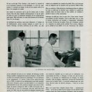 1944 Felca Watch Company 25th Anniversary Vintage 1944 Swiss Magazine Article Switzerland