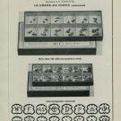 F. Witschi Watch Parts Company Vintage 1950 Swiss Ad Switzerland Suisse Advert