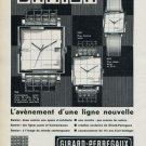 1965 Girard-Perregaux Watch Company Switzerland 1965 Swiss Ad Suisse Advert Horlogerie