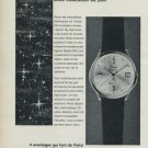 Felca Watch Company Switzerland Vintage 1965 Swiss Ad Suisse Advert Felca & Titoni AG