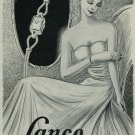 1950 Lanco Watch Company Langendorf Switzerland Vintage 1950 Swiss Ad Suisse Advert Horology