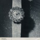 1968 Ulysse Nardin Watch Company Switzerland Vintage 1968 Swiss Ad Suisse Advert