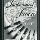 1939 Langendorf Watch Company Lanco Watch Co Switzerland Vintage 1939 Swiss Ad Suisse Advert