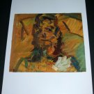 Frank Auerbach Head of Ruth Bromberg Art Ad
