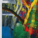 Gerhard Richter Ypsilon Art Ad Advertisement + Detail
